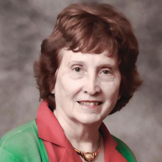 Director Emeritus Pearl Boles