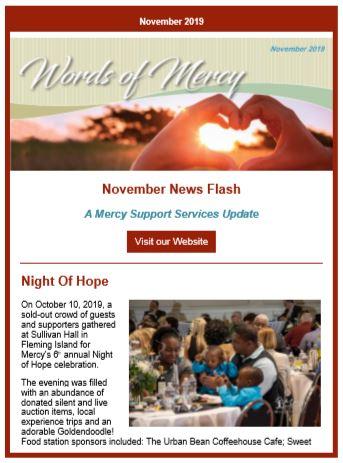 november newsflash cover 2019